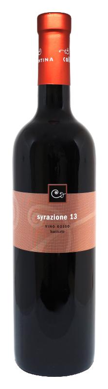 Syrazione, Vino Rosso