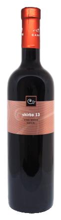 Shirbo, vino rosso